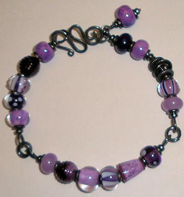 PurpleBracele-Nikki