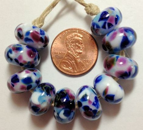 BlueFritBeads-1