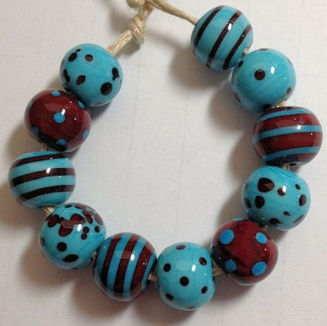 Turquoise-RedBeads2
