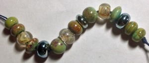 CopperGreenSilverGlassBeads2